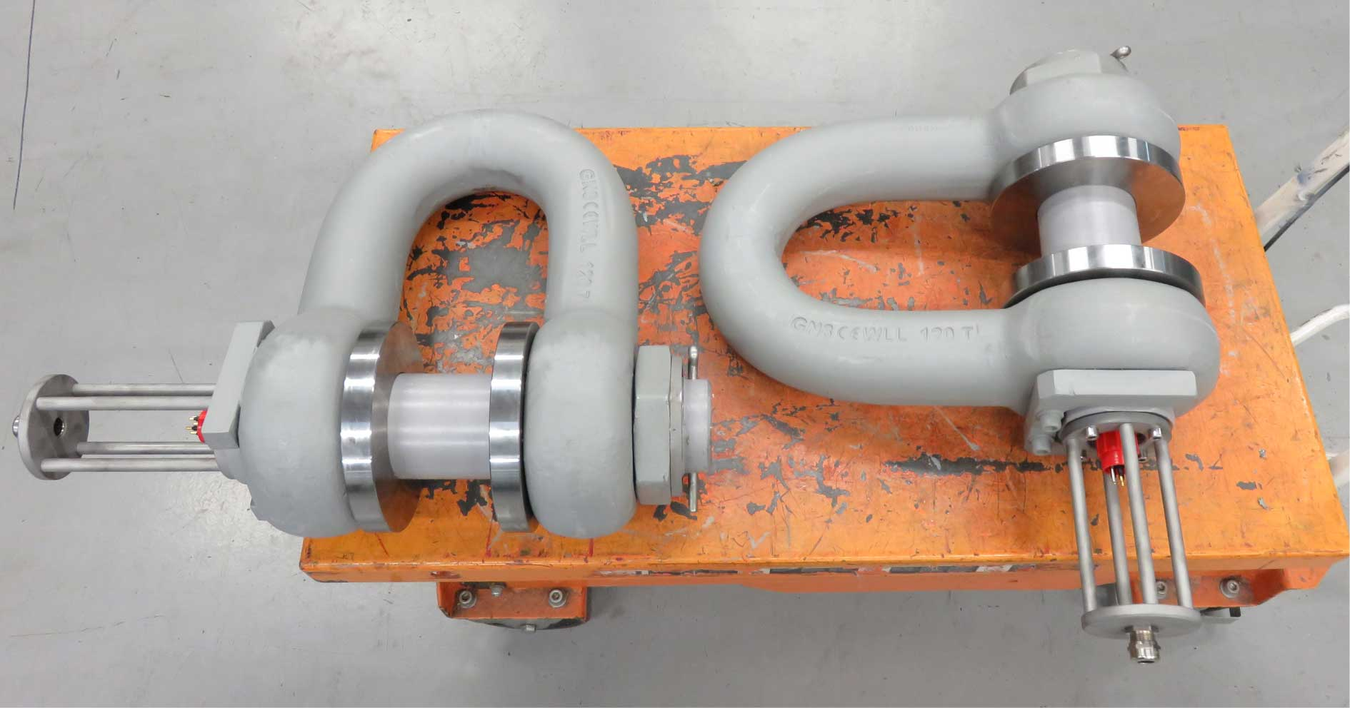 120te-submersible-load-shackles