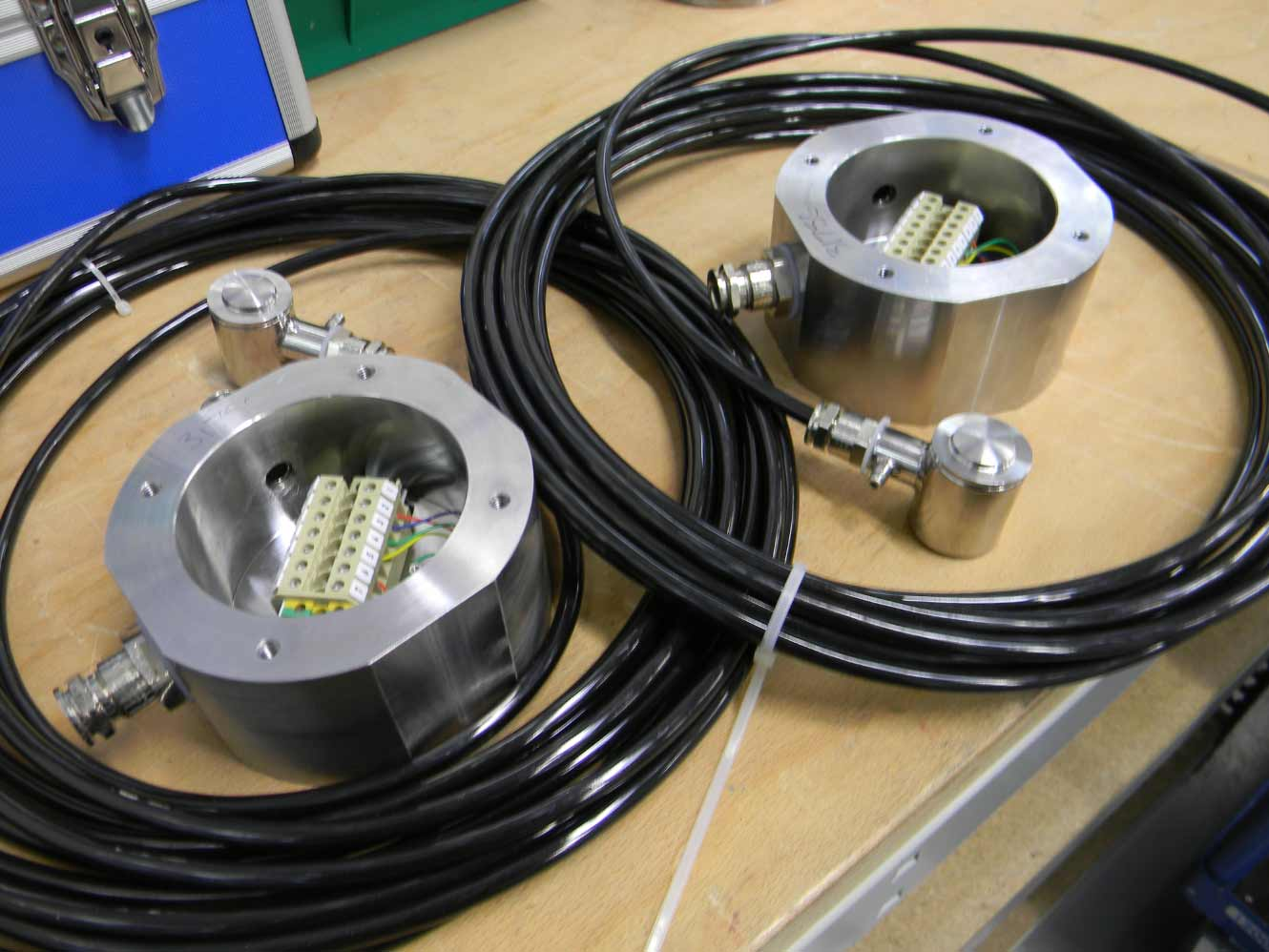 5te-atex-compression-load-cells-despatched