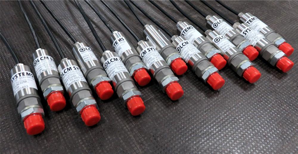 BP16 Pressure Transducers