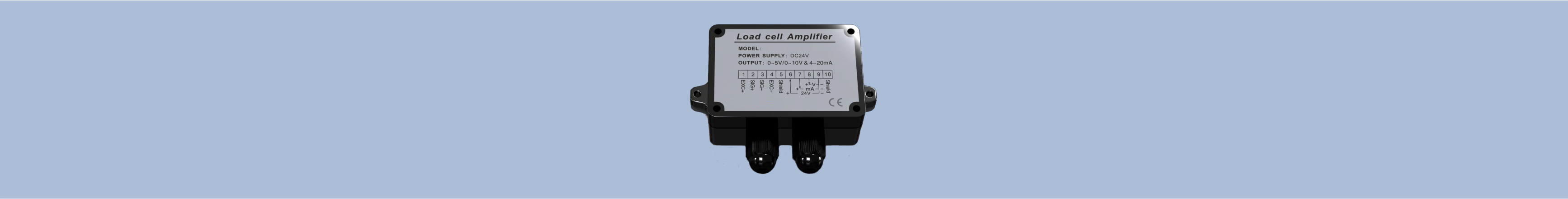 SGALC Analogue Strain Gauge Load Cell Amplifier